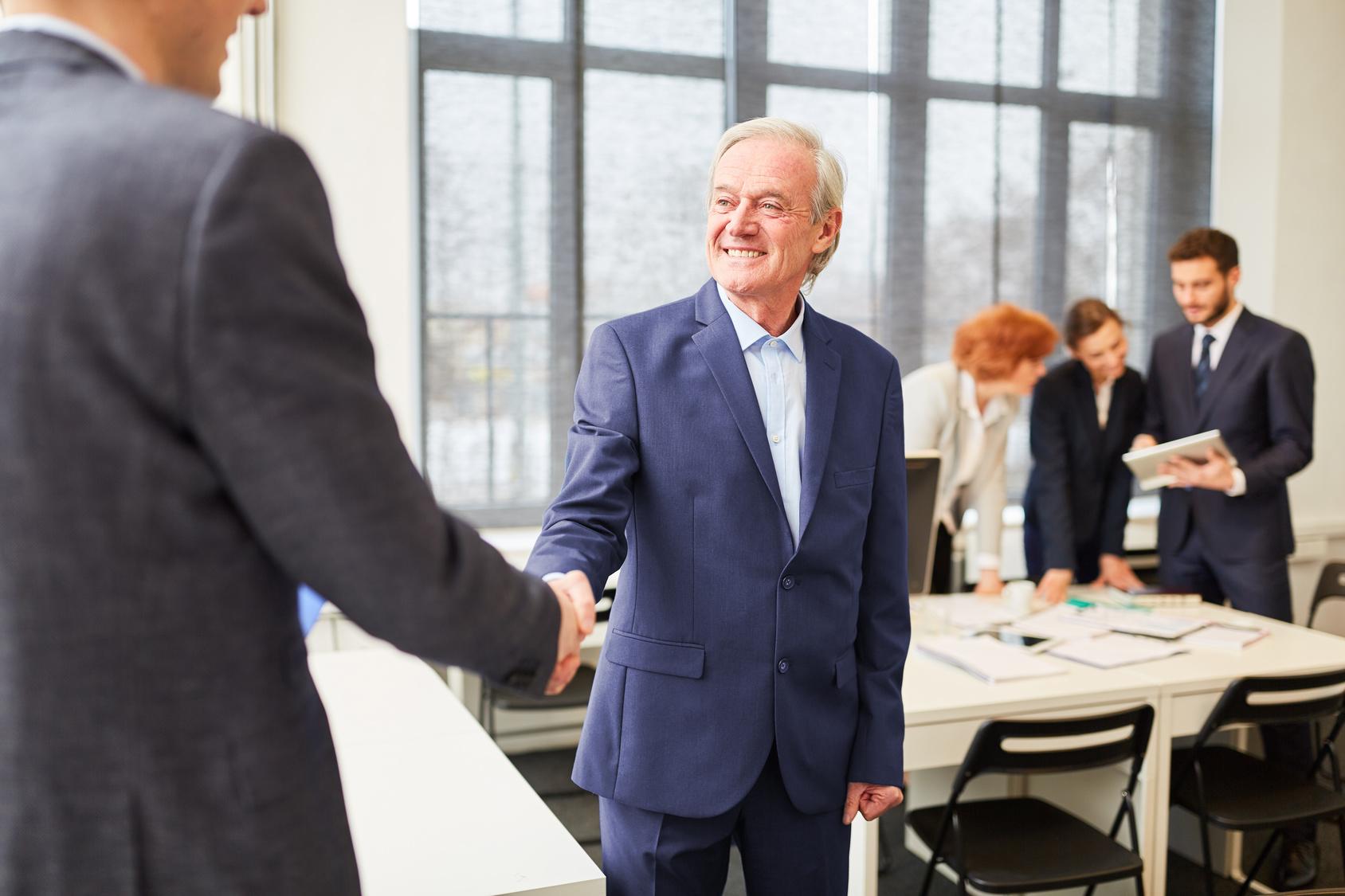 Nachfolge & Unternehmensverkauf mit Pensionszusage